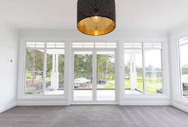 Commercial Double-Hung Window