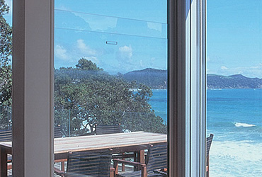 ClearVENT™ Sashless Double-Hung Window