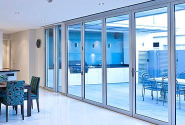 ThermalHEAR Bi-Fold Door (Top Hung)