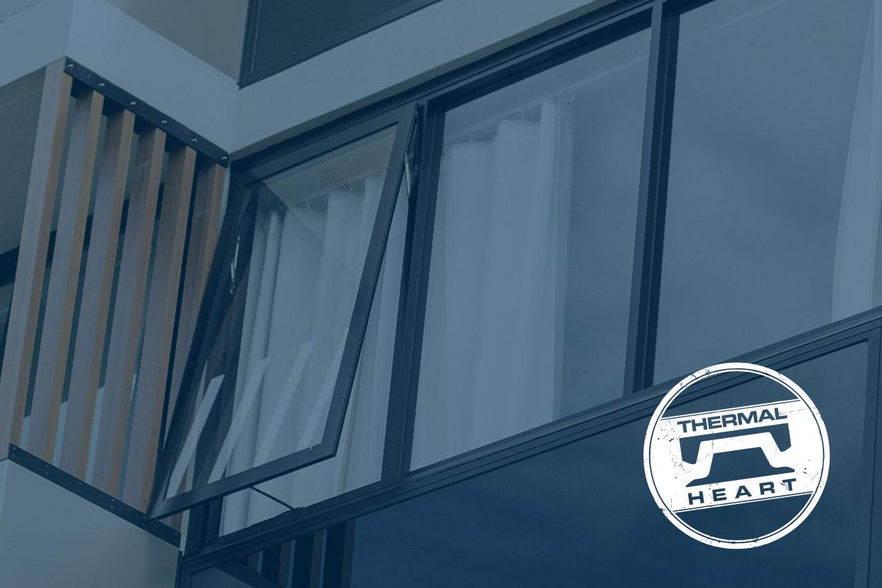 ThermalHeart Aluminium Windows AWS