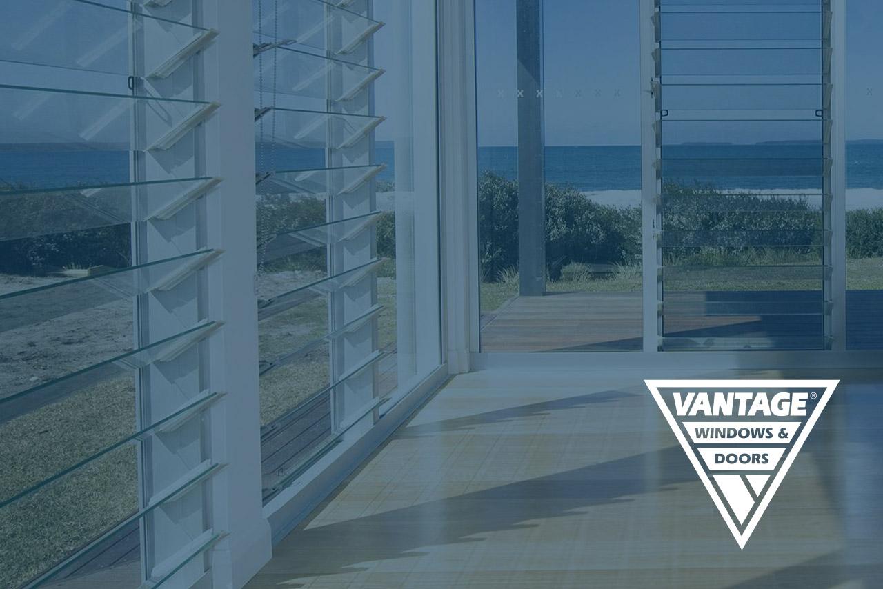 Vantage Aluminium Windows AWS