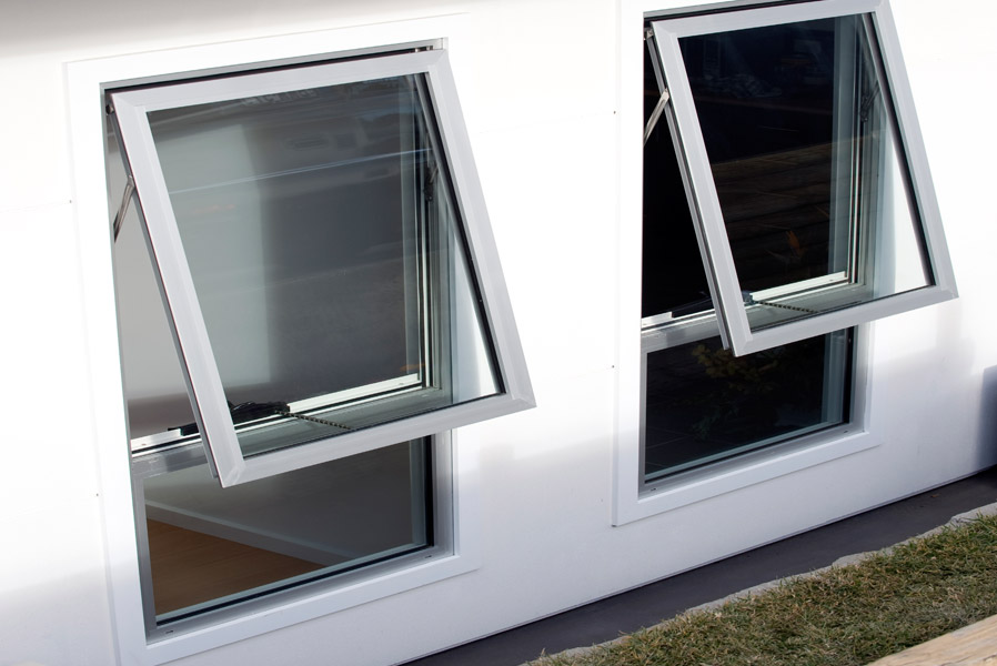 double glazing aluminium windows